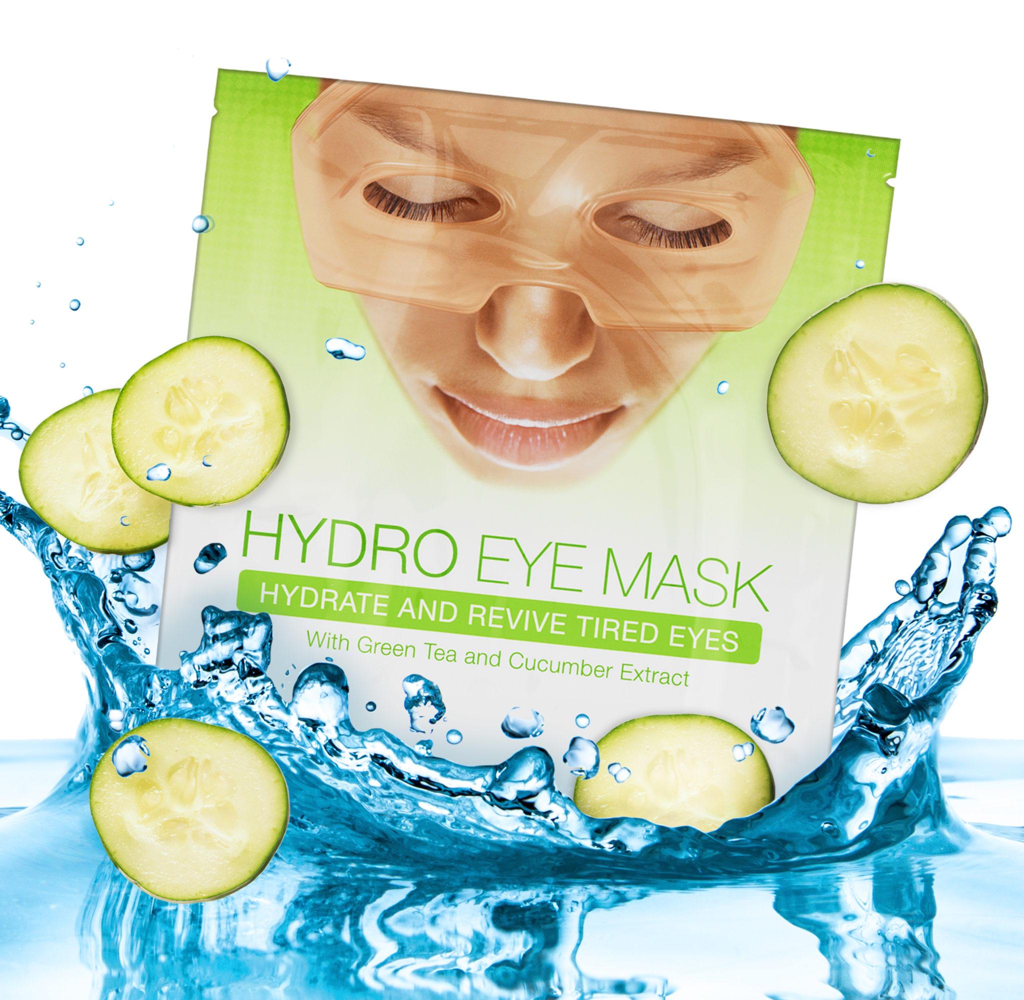 CACI Hydro Eye Mask Cucumber