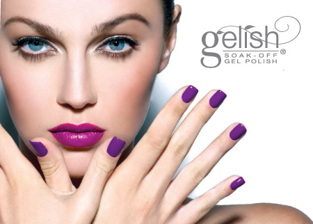 Gelish nails, Rejuven, Stokelsey, Holidays