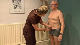 First Measurements, 3D Lipo treatments, Inch loss programme,