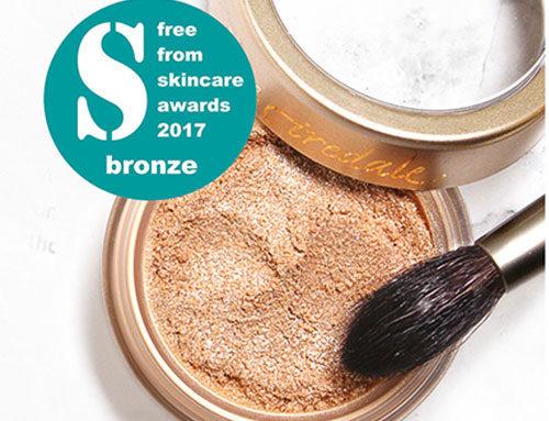 Jane Iredale – Award Winning Make-Up That Cares For Skin