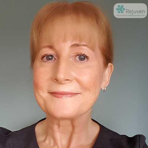 Karen Owens, Rejuven's MD