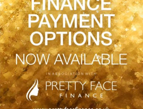 Finance option now available